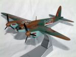 Corgi 1/72 scale de Havilland Mosquito B.IV - BOAC. Aviation          Archive Collectors Club piece 2002, only 1000 available