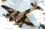 "Corgi 1/72 scale de Havilland Mosquito FB VI - ""F For Freddie"", Amiens Raid 1944"